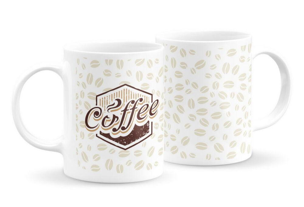 Logós kávés bögre 4