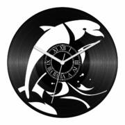 Delfin bakelit óra