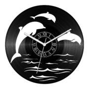 Delfines bakelit óra