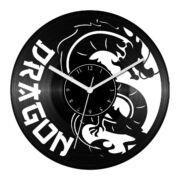 Kínai sárkány bakelit óraUgró ló bakelit óra