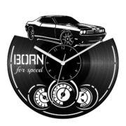Born for speed bakelit óra