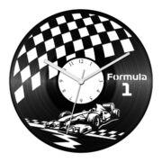 Formula 1 - finish bakelit óra