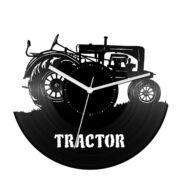 Régi traktor bakelit óra