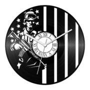 Amerikai katona bakelit óra