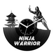 Ninja warrior bakelit óra