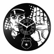 Rendőri igazoltatás bakelit óra