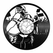 Rohamrendőr bakelit óra