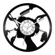 Szépségszalon bakelit óra