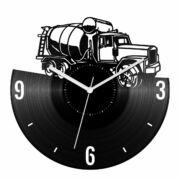 Betonkeverő bakelit óra