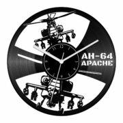 Apache helikopter bakelit óra