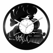 Nosztalgiavonat bakelit óra