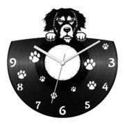 Berni pásztorkutya bakelit óra