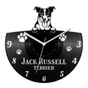 Jack Russell terrier bakelit óra
