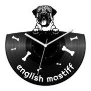 Mastiff bakelit óra