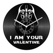 Az igazi Valentin bakelit óra