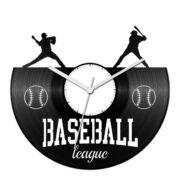 Baseball league bakelit óra