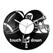Amerikai foci - Touch down bakelit óra