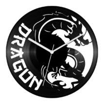 Kínai sárkány bakelit óra