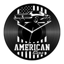 Amerikai autók bakelit óra