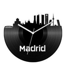 Madrid bakelit óra