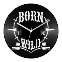 Born to be wild bakelit óra
