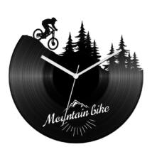 Mountain bike - suhanás bakelit óra