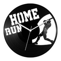 Baseball - Home run bakelit óra