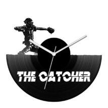 Baseball - The catcher bakelit óra