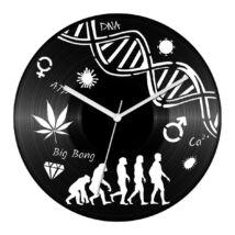 Biológia bakelit óra