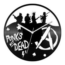 Punk banda bakelit óra