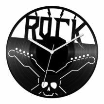 Rock bakelit óra