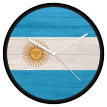 Argentína falióra