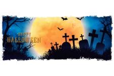 Happy halloween bögre 1