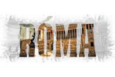 Róma fotós bögre