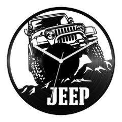 Jeep bakelit óra