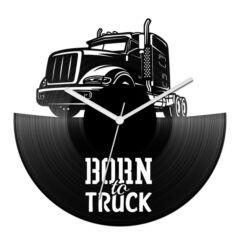 Kamion - Born to truck bakelit óra