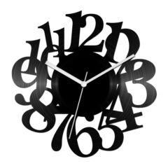 Bolondos számos bakelit óra
