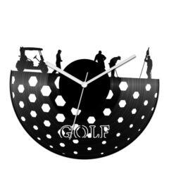 Golf bakelit óra
