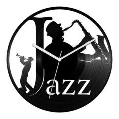 Jazz bakelit óra