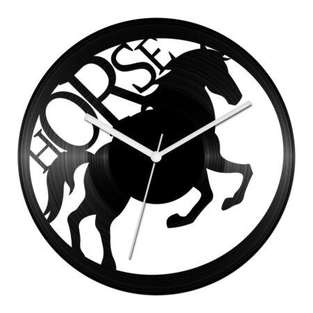 Ugró ló bakelit óra
