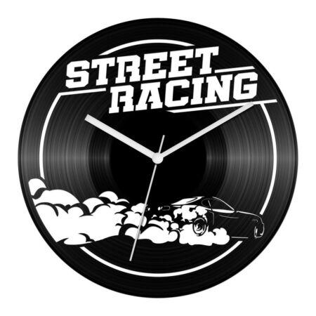 Drift - street racing bakelit óra