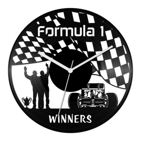 Formula 1 - winners bakelit óra
