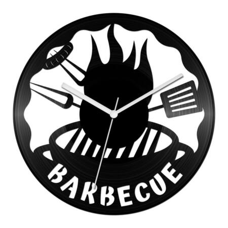 Barbecue bakelit óra