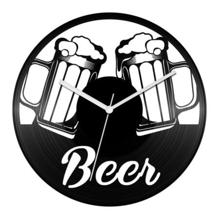 Beer bakelit óra