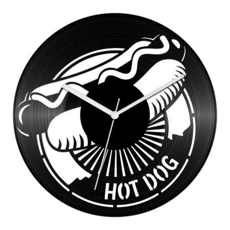 Hot dog bakelit óra