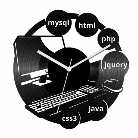 Informatikus bakelit óra