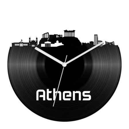 Athén bakelit óra