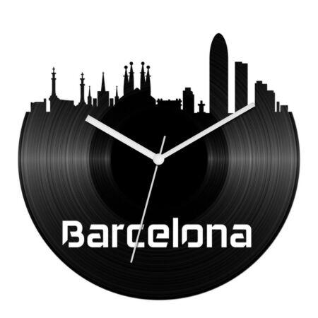 Barcelone bakelit óra