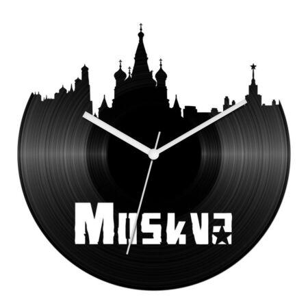 Moszkva bakelit óra