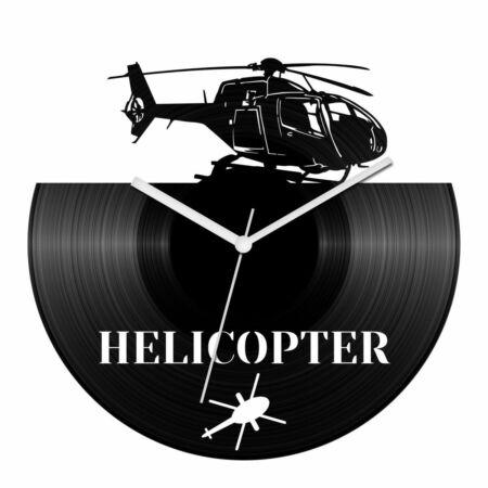 Helikopter bakelit óra